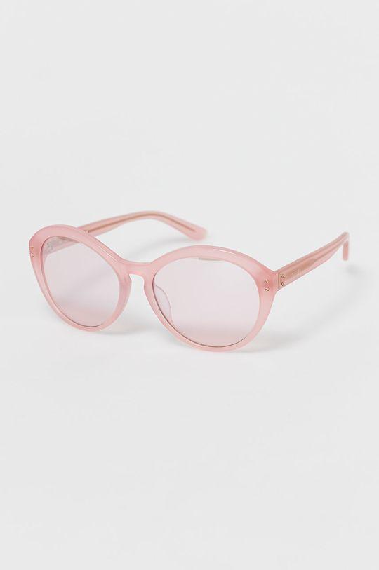 brudny róż Calvin Klein - Okulary przeciwsłoneczne CK18506S.675 Damski