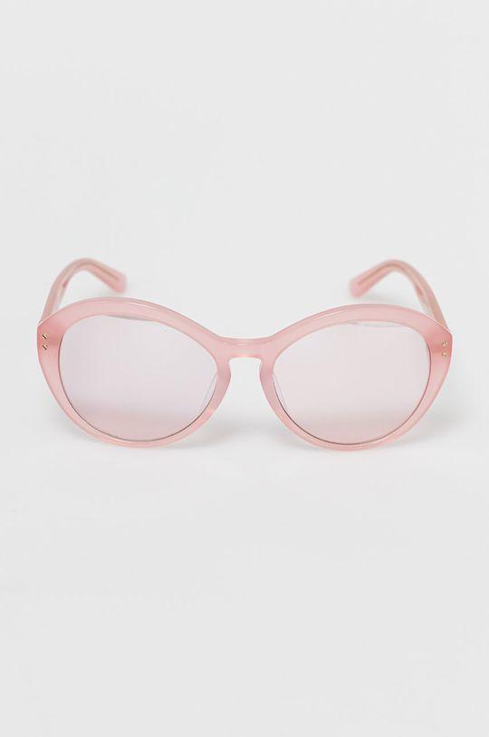 Calvin Klein - Okulary przeciwsłoneczne CK18506S.675 brudny róż
