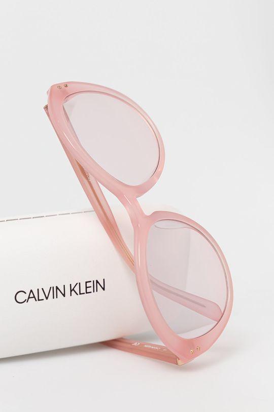 Calvin Klein - Okulary przeciwsłoneczne CK18506S.675 Plastik