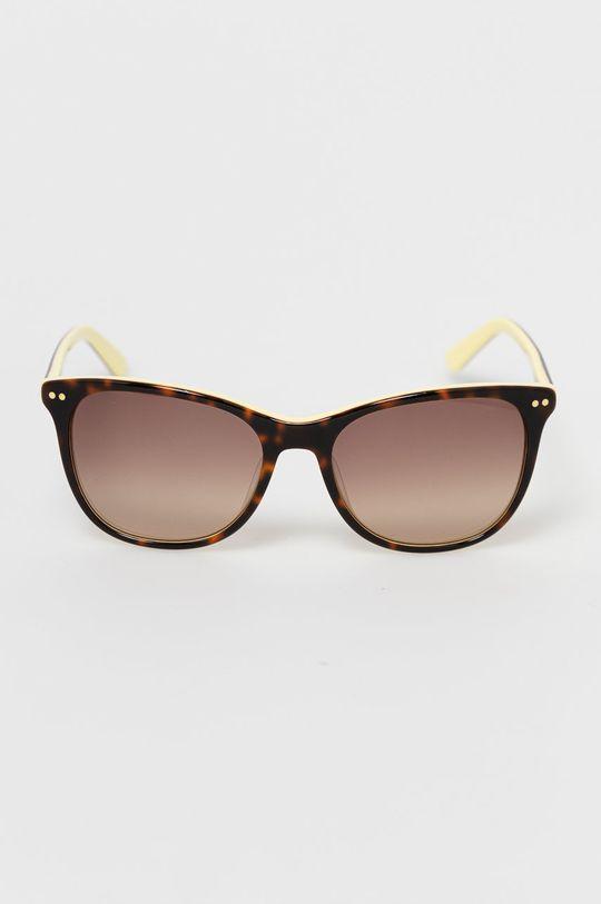 Calvin Klein - Sluneční brýle CK18510S.241 hnědá