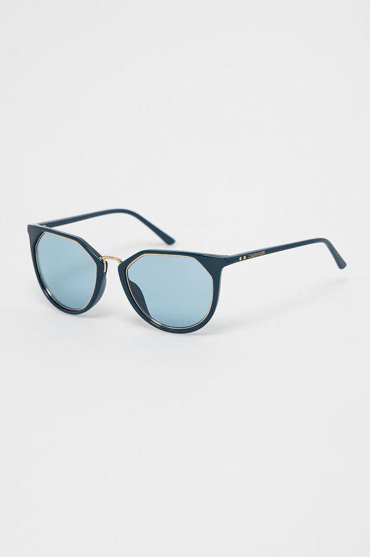 niebieski Calvin Klein - Okulary przeciwsłoneczne CK18531S Damski