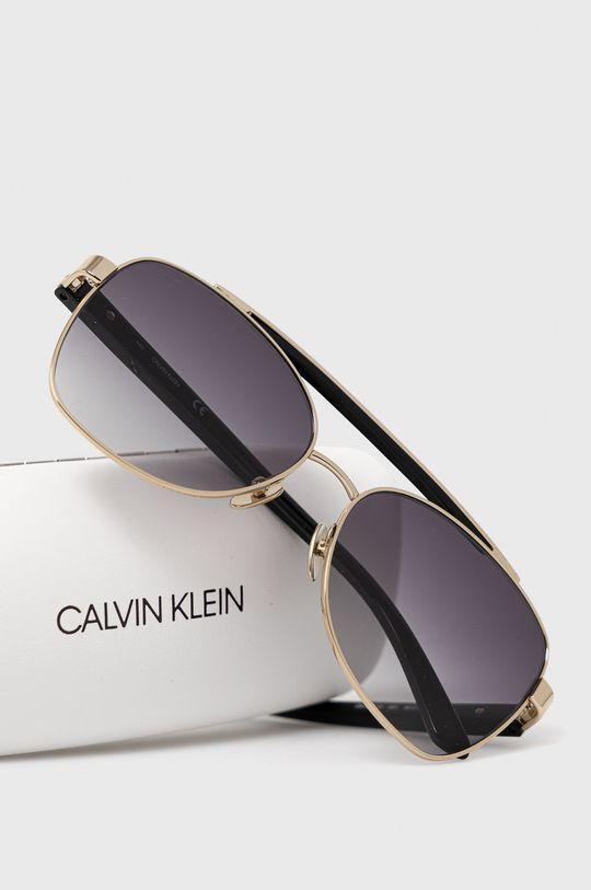 Calvin Klein - Okulary przeciwsłoneczne CK19307S.001 Metal