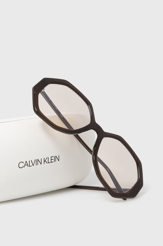 Calvin Klein - Okulary przeciwsłoneczne CK19502S.201 Plastik