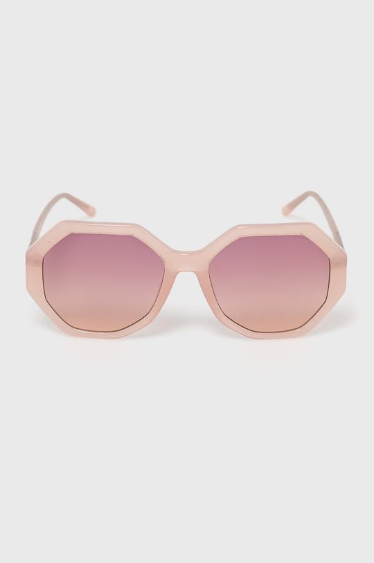 Calvin Klein - Ochelari de soare CK19502S.664 roz murdar