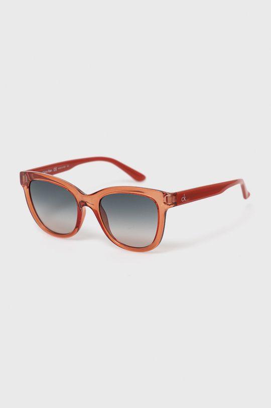 korálová Calvin Klein - Sluneční brýle CK5909S.810 Dámský