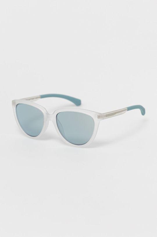 albastru pal Calvin Klein Jeans - Ochelari de soare CKJ802S.000 De femei