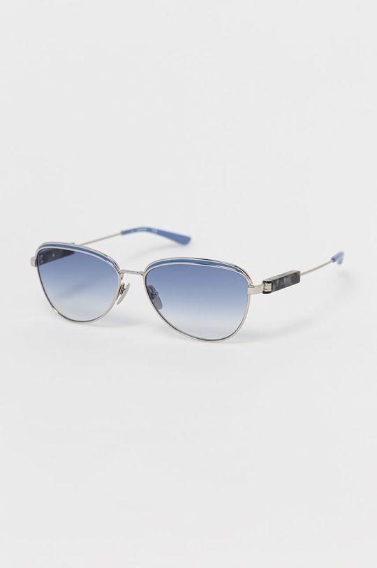 niebieski Calvin Klein - Okulary przeciwsłoneczne CK18113S.39177.046 Damski