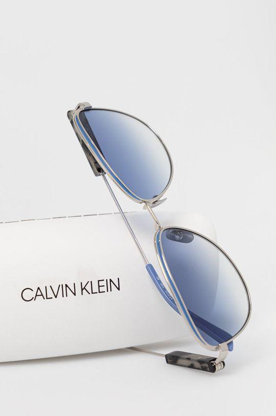 Calvin Klein - Okulary przeciwsłoneczne CK18113S.39177.046 Metal
