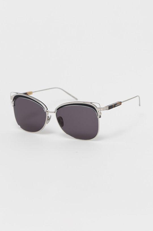 czarny Calvin Klein - Okulary przeciwsłoneczne CK19701S.095 Damski