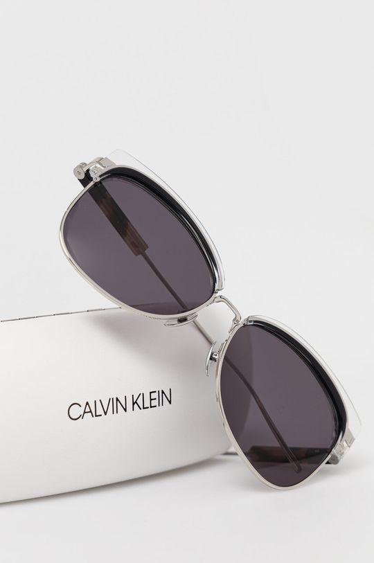 Calvin Klein - Okulary przeciwsłoneczne CK19701S.095 Metal, Plastik