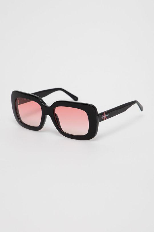 čierna Calvin Klein Jeans - Slnečné okuliare CKJ18502S Dámsky