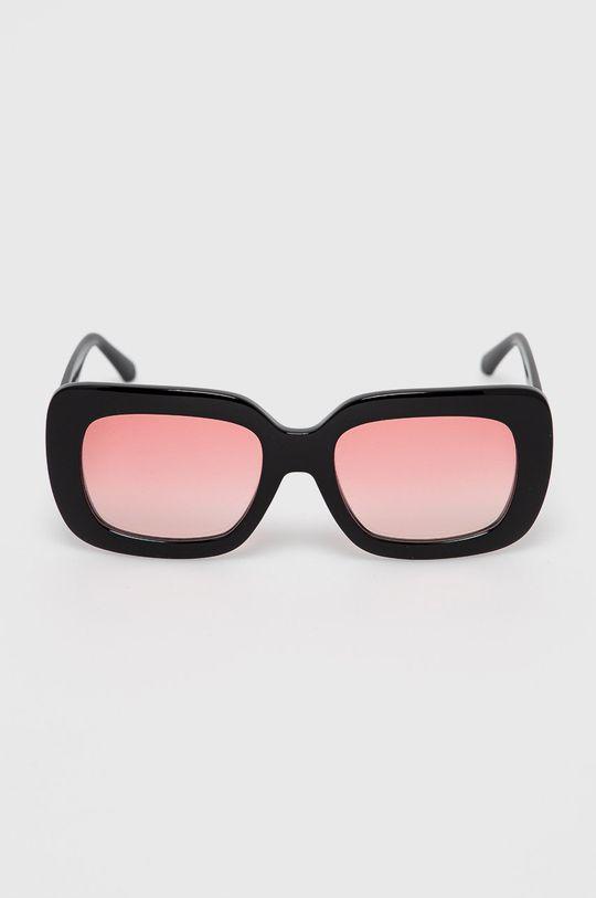 Calvin Klein Jeans - Slnečné okuliare CKJ18502S čierna