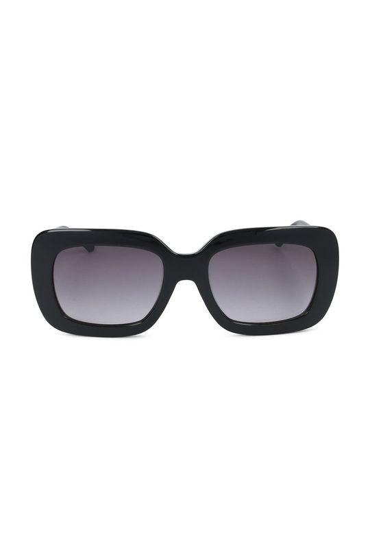 czarny Calvin Klein Jeans - Okulary przeciwsłoneczne CKJ18502S Damski