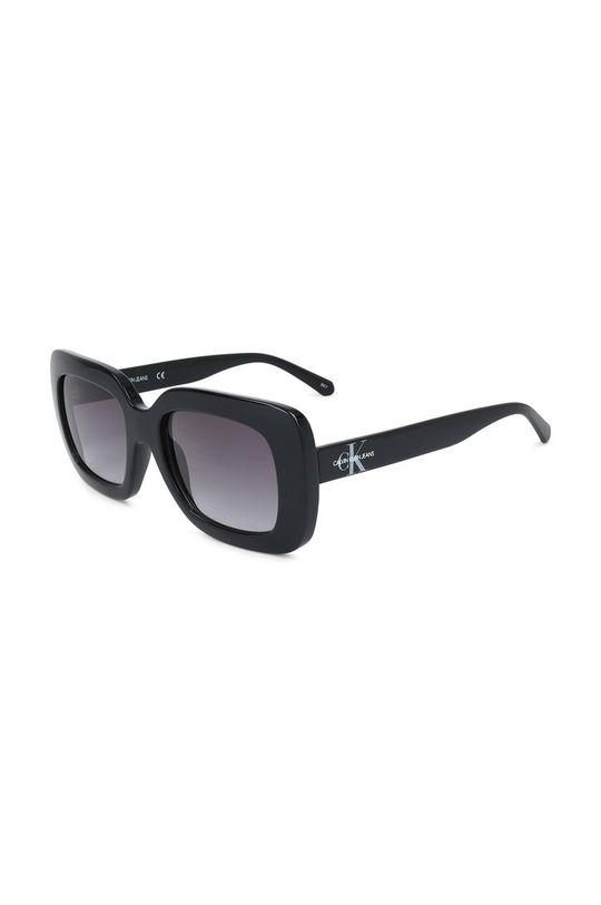 Calvin Klein Jeans - Okulary przeciwsłoneczne CKJ18502S czarny