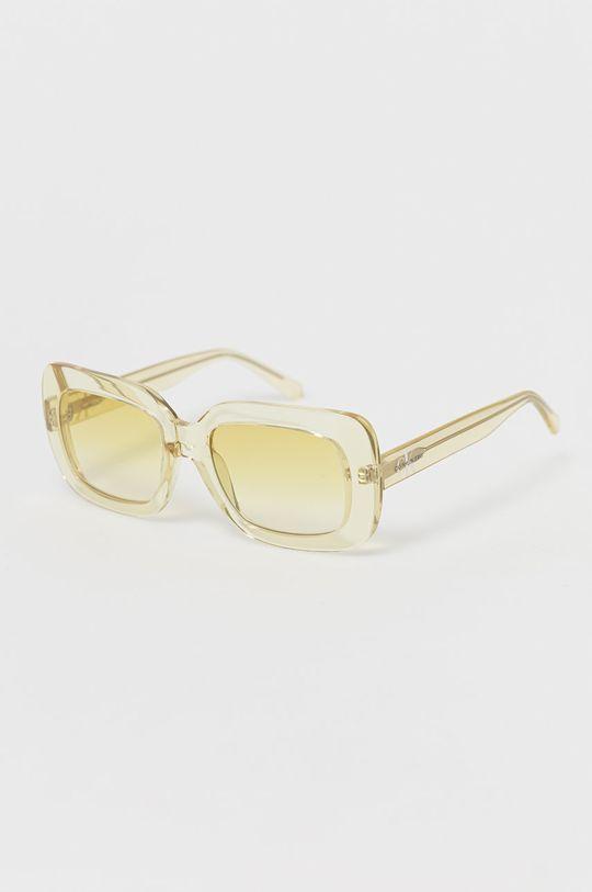 galben Calvin Klein Jeans - Ochelari de soare CKJ18502S.39098.740 De femei