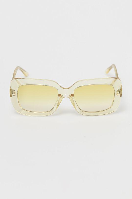 Calvin Klein Jeans - Ochelari de soare CKJ18502S.39098.740 galben