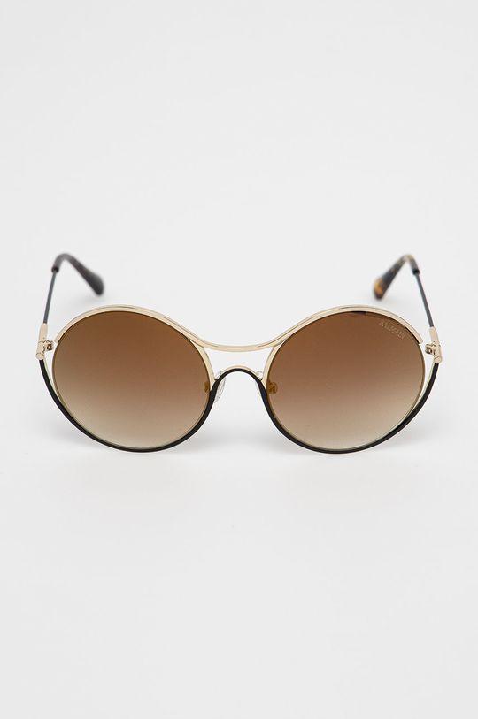 Balmain - Okulary przeciwsłoneczne BL2520B 01 złoty brąz