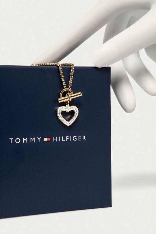 Tommy Hilfiger - Náhrdelník zlatá