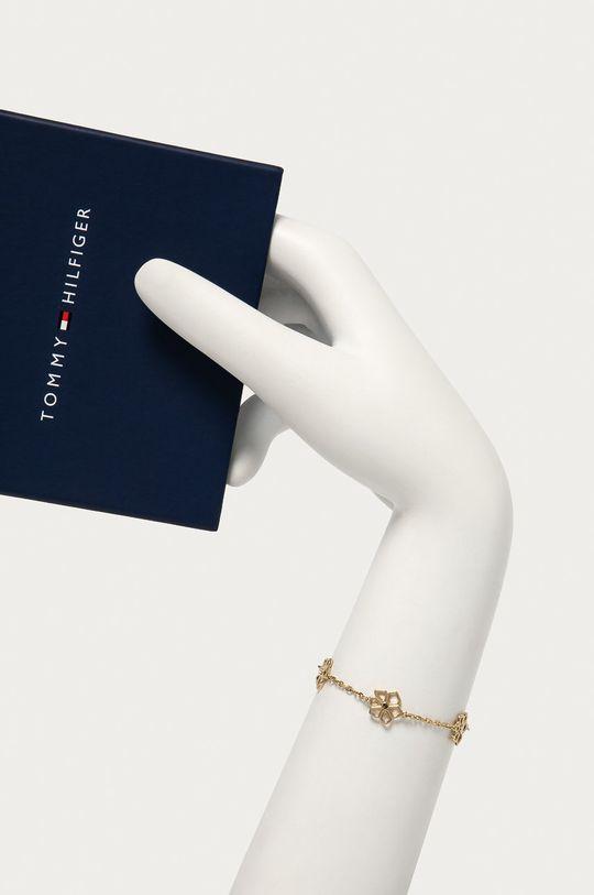 Tommy Hilfiger - Bransoletka złoty