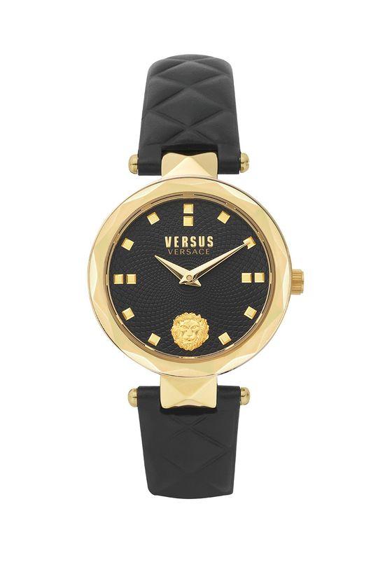 černá Versus Versace - Hodinky VSPHK0220 Dámský