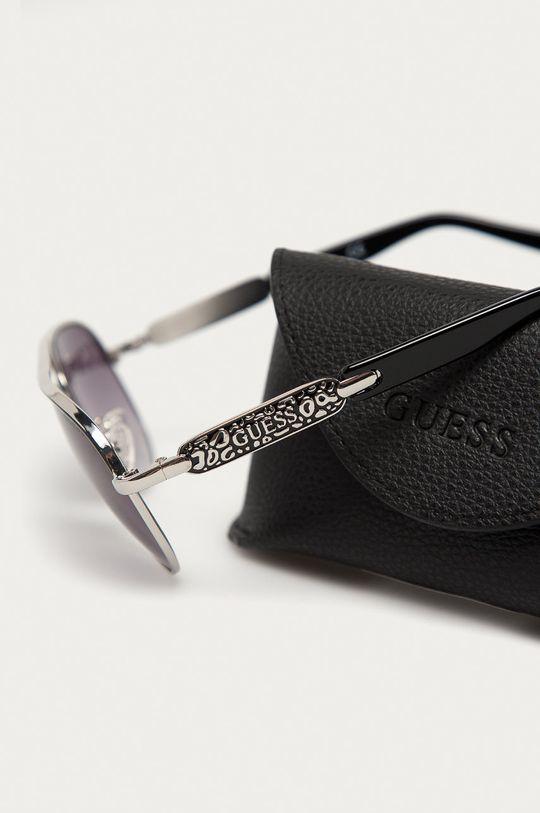 strieborná Guess - Okuliare GF0287.06B