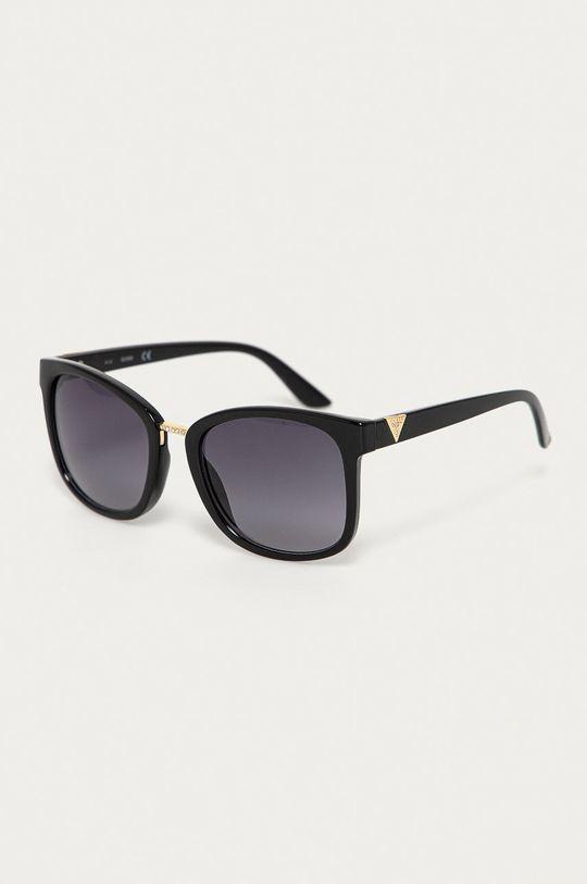 czarny Guess - Okulary przeciwsłoneczne Damski