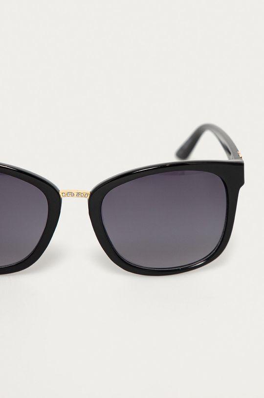 Guess - Okulary przeciwsłoneczne czarny