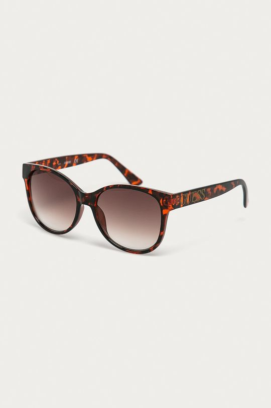 brązowy Guess - Okulary GF0362.52F Damski