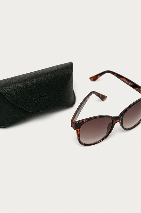 brązowy Guess - Okulary GF0362.52F