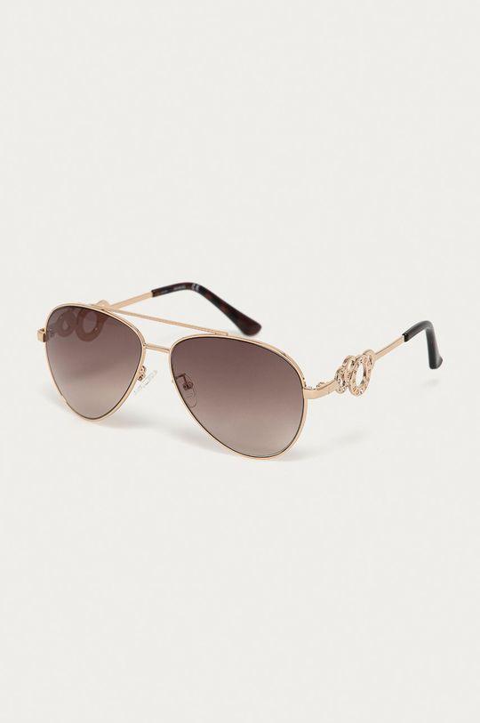 zlatá Guess - Sluneční brýle GF0365 32F Dámský