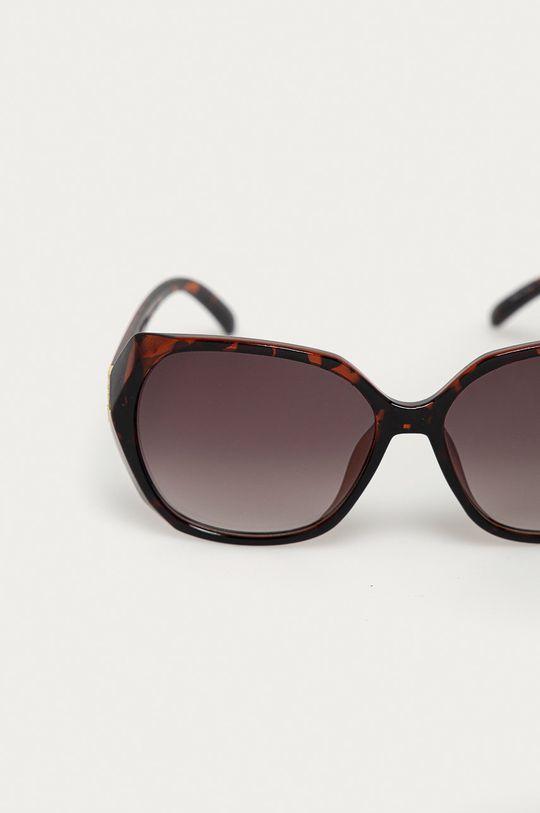 Guess - Sluneční brýle GF0373 hnědá