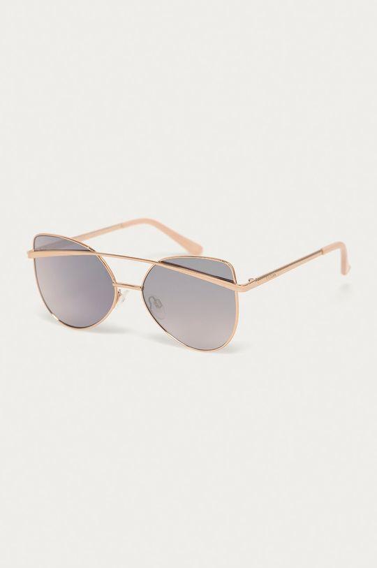 zlatá Guess - Slnečné okuliare Dámsky
