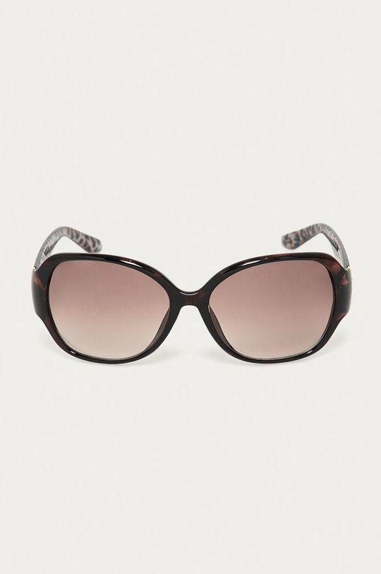 Guess - Sluneční brýle hnědá