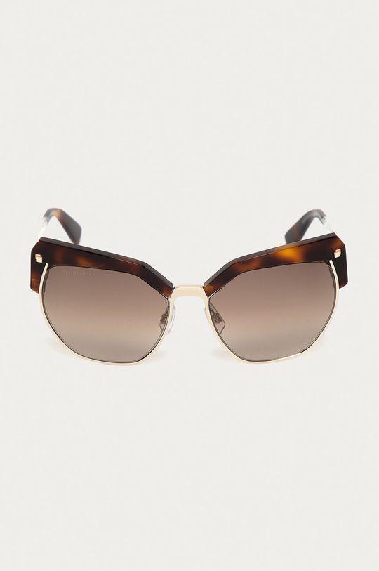 DSQUARED2 - Okulary przeciwsłoneczne DQ0253 54F brązowy