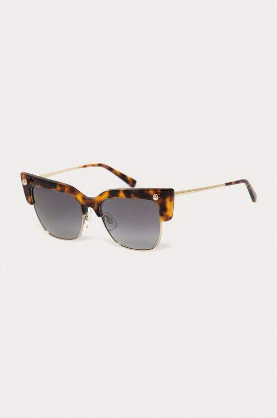 hnědá DSQUARED2 - Sluneční brýle DQ0279 52C Dámský