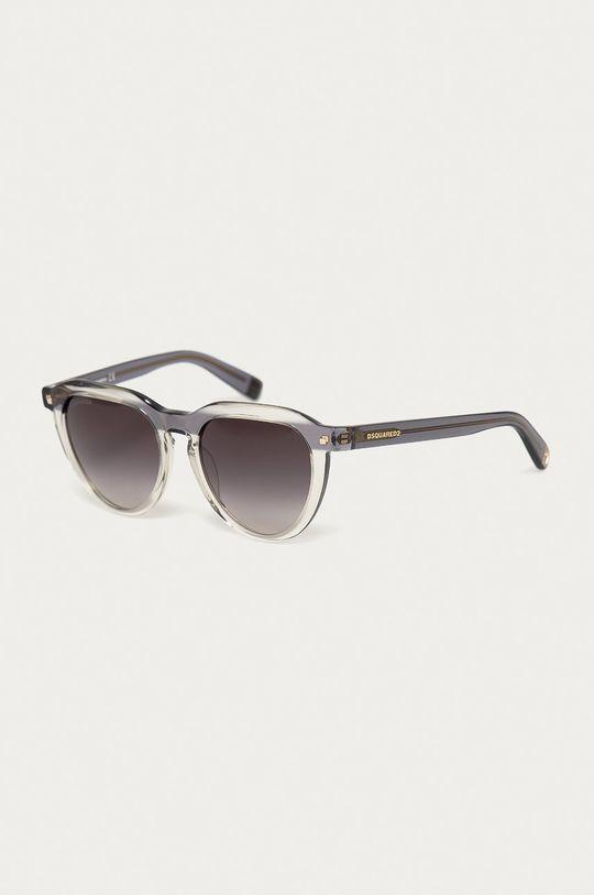 světle šedá DSQUARED2 - Sluneční brýle DQ0287 20B Dámský