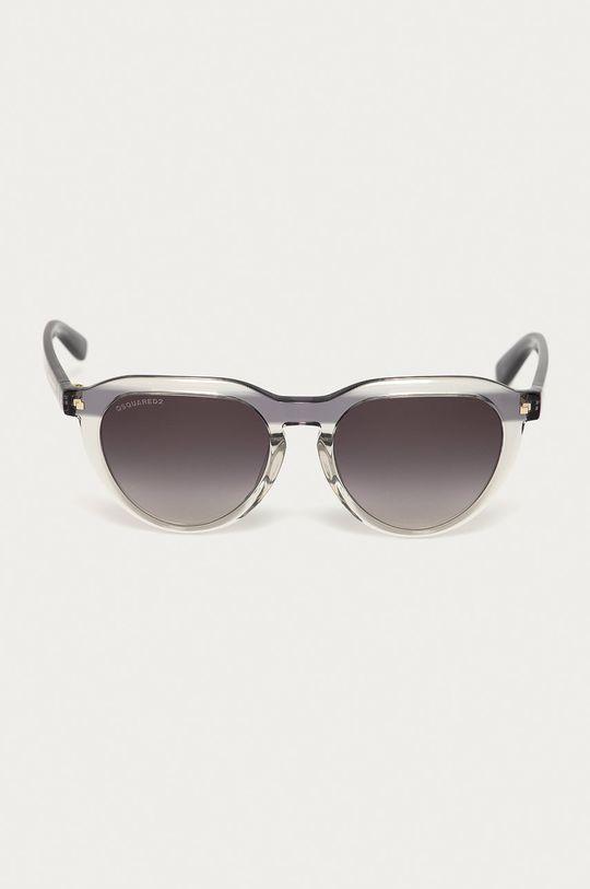 DSQUARED2 - Sluneční brýle DQ0287 20B světle šedá