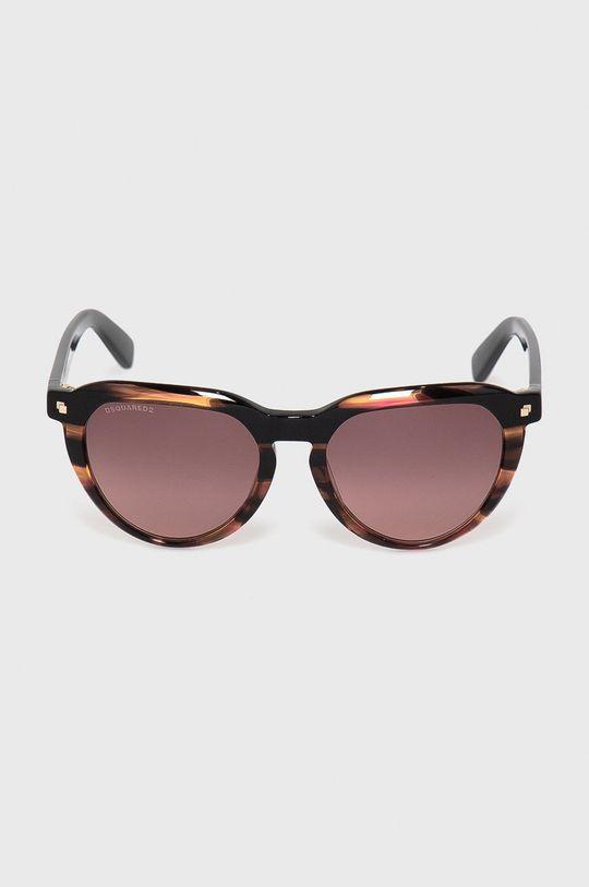 DSQUARED2 - Okulary przeciwsłoneczne brązowy