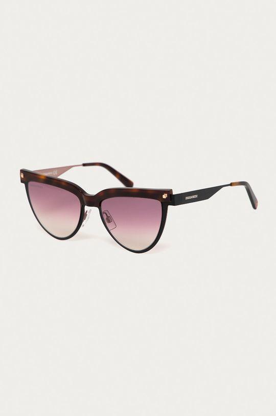 hnědá DSQUARED2 - Sluneční brýle DQ0302 02T Dámský