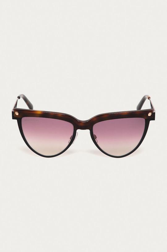 DSQUARED2 - Sluneční brýle DQ0302 02T hnědá