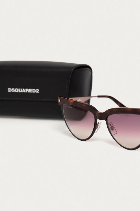 DSQUARED2 - Sluneční brýle DQ0302 02T  Umělá hmota, Kov