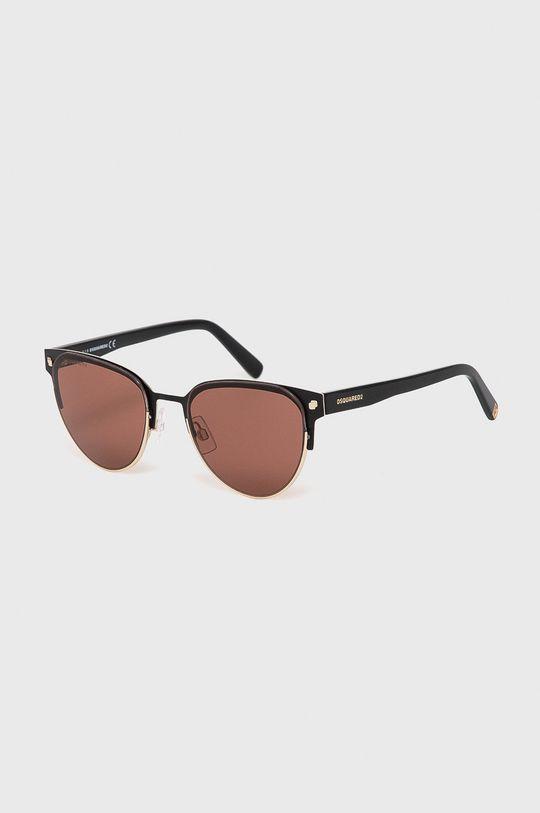 čierna DSQUARED2 - Slnečné okuliare Dámsky