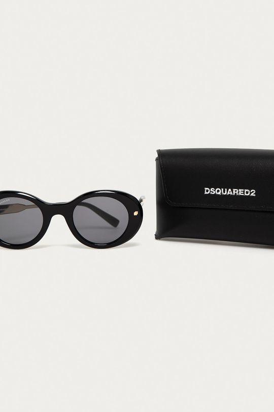 DSQUARED2 - Sluneční brýle DQ0325 01A  Umělá hmota, Kov