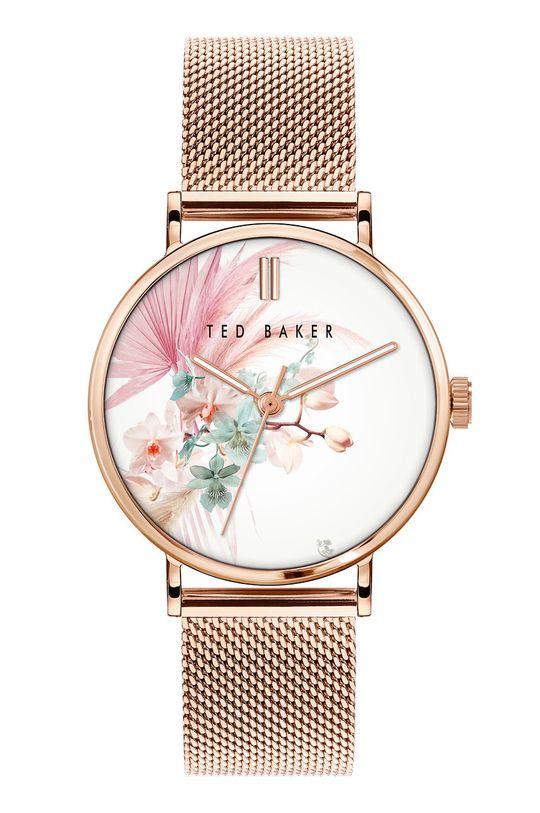 złoty Ted Baker - Zegarek BKPPHS124 Damski