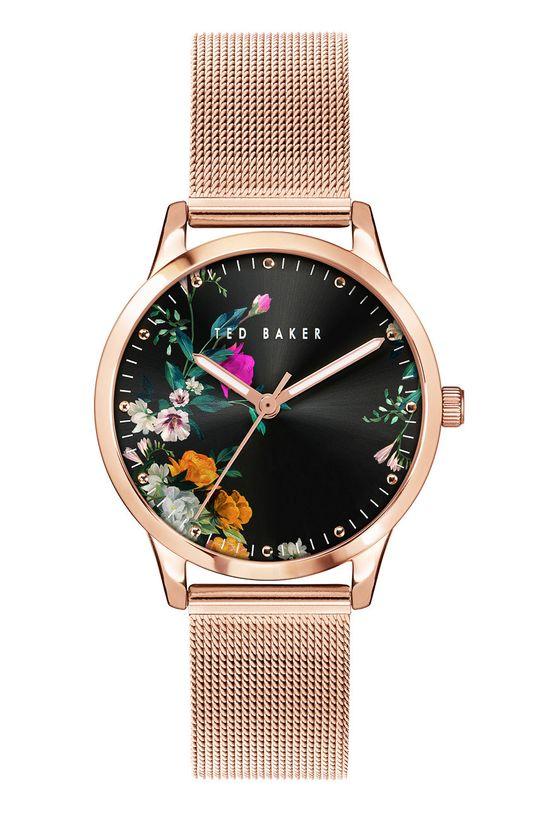 złoty Ted Baker - Zegarek BKPFZS116 Damski