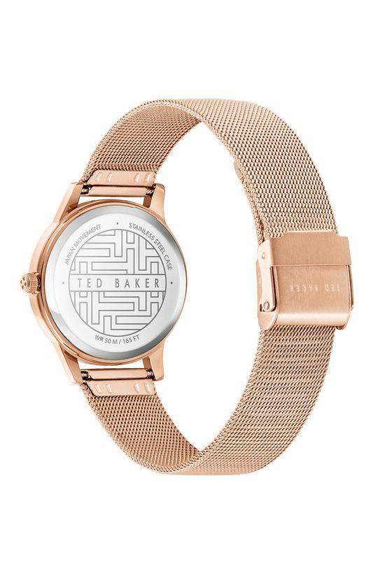 Ted Baker - Zegarek BKPFZS116 złoty