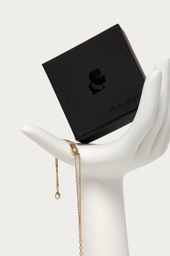 Karl Lagerfeld - Браслет золотий