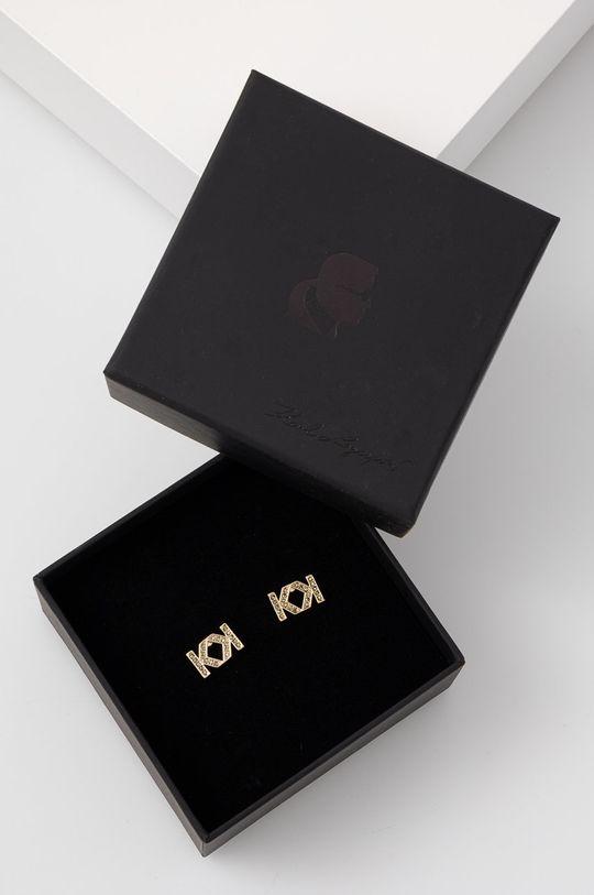 Karl Lagerfeld - Kolczyki złoty