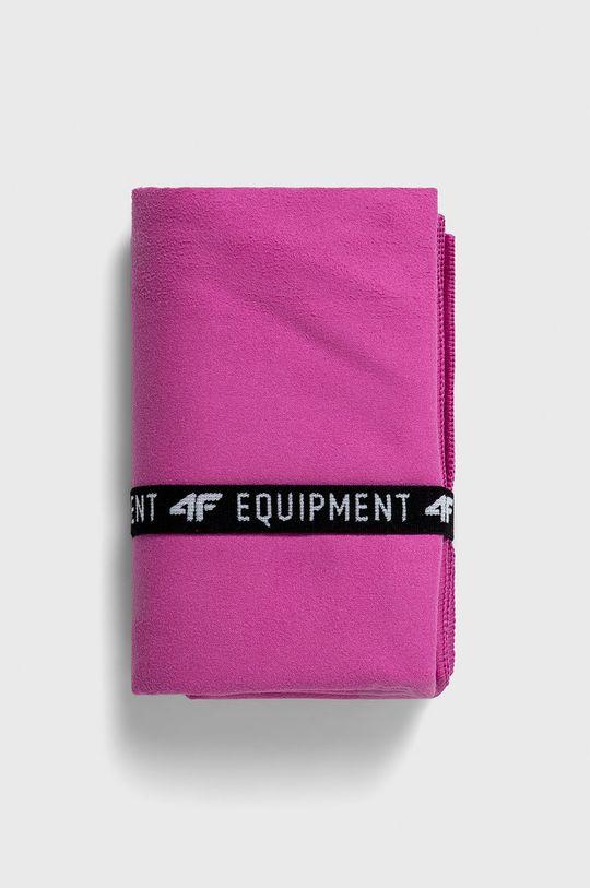4F - Ręcznik fuksja