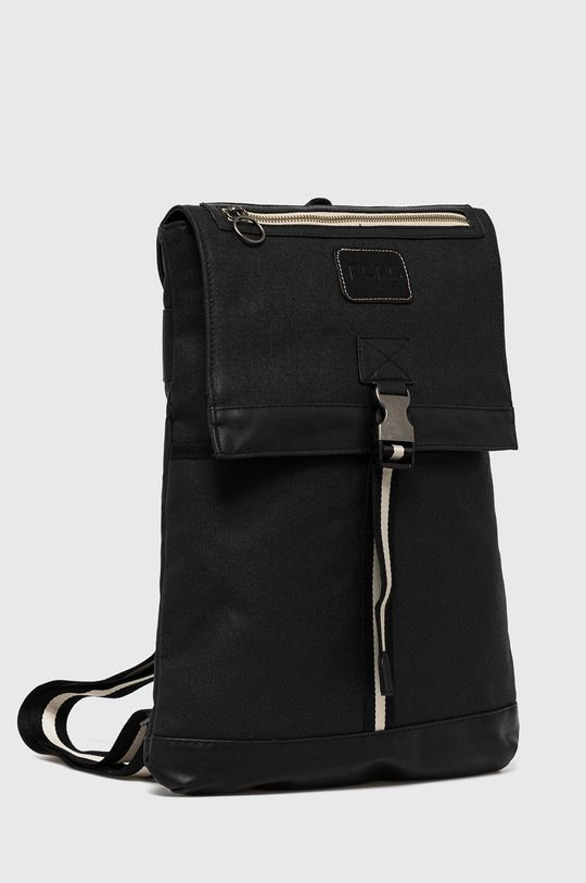 Pepe Jeans - Plecak Strik Materiał 1: Materiał tekstylny, Materiał 2: Poliuretan